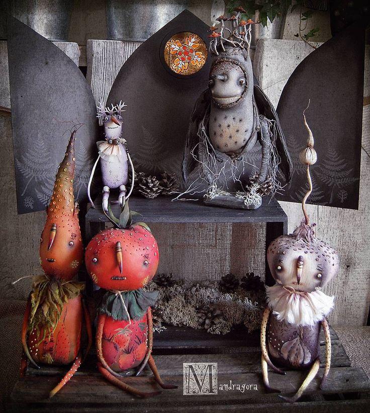 Таким загадочным составом мои чудовища отправятся на кукольную выставку ПаннаDoll'я   #мандрагоринычудовища #мандрагоринотворчество #театрчудовищ #существа #квыставкеготовы ##паннаdollя #кукольнаявыставка #моймир