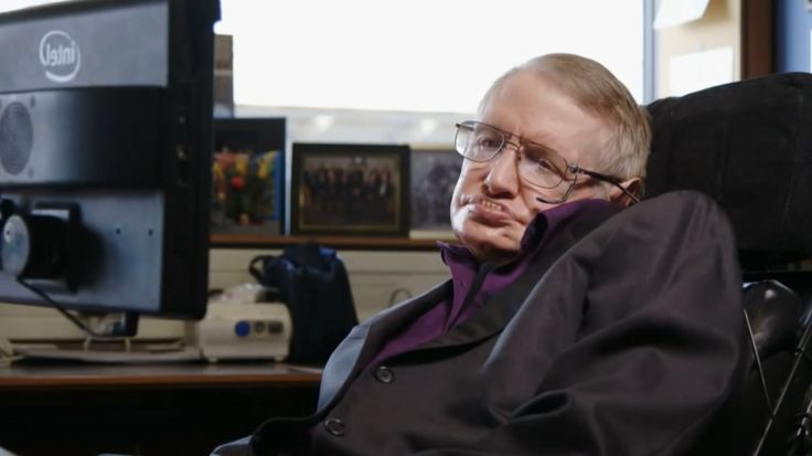Stephen Hawking has one of the greatest minds of our time, and has a wonderful message to share for anyone with depression or other disabilities...