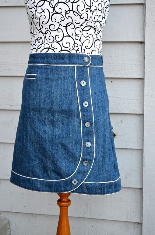ikat bag: This Skirt Was Sewn Almost Entirely With The Zipper Foot