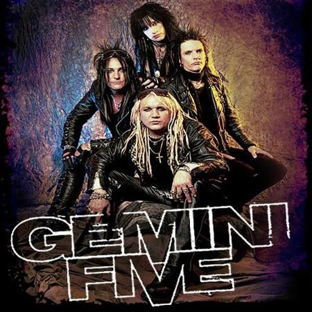 swedish glam metal | Gemini Five - Discography ( Glam Metal) - Download for ...