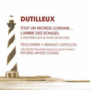 Renaud Capucon - Dutilleux-Cello & Violin Concertos