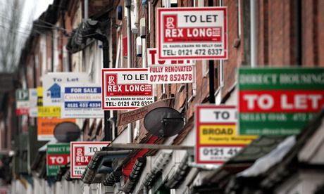 'Housing has become the defining economic issue of our times' | Danny Dorling