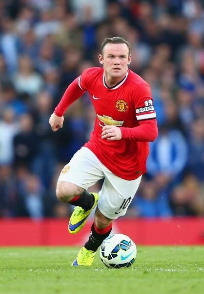 Wayne Rooney, Manchester United / U.K.