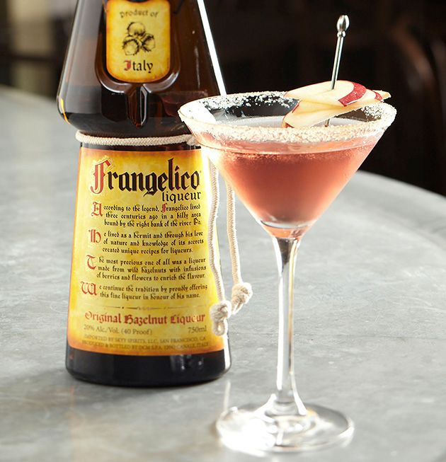 12 best frangelico images on pinterest cocktails desert for Fun cocktails with vodka