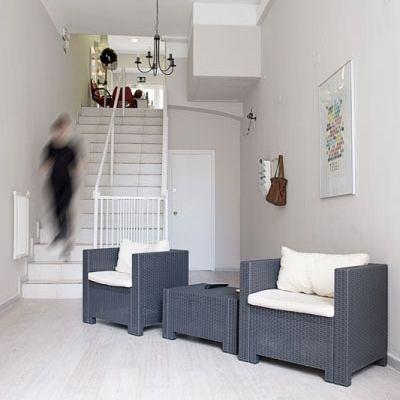 peluqueria en barcelona proyecto designers inhome decorador de interiores y diseo low cost dihweb