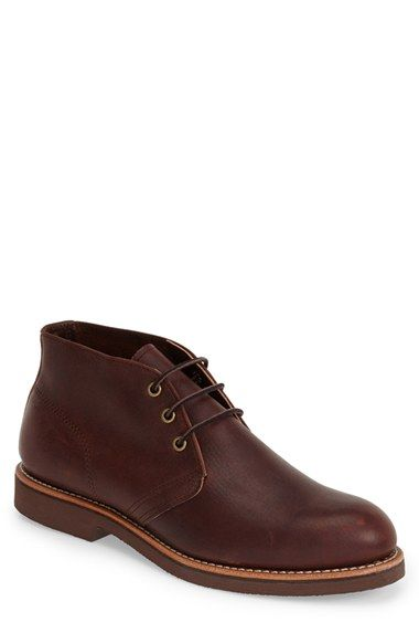 Red Wing 'Foreman' Chukka Boot (Men) available at #Nordstrom
