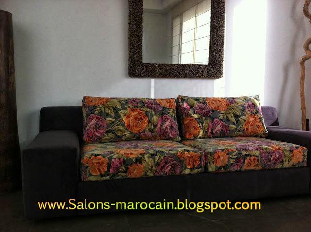 fauteuil de salon marocain moderne 2013 d coration salons pinterest. Black Bedroom Furniture Sets. Home Design Ideas