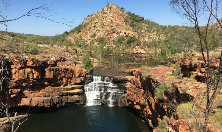 Bell Gorge situated on the Gibb River Road in the Kimberley's, Western Australia.