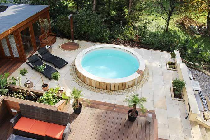 80 best eine sauna f r den garten images on pinterest. Black Bedroom Furniture Sets. Home Design Ideas