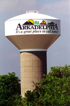 Arkadelphia, Arkansas Some of the best years of my young adult life were here.