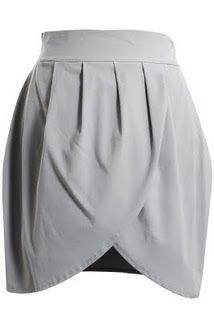 Tulip Skirt Construction