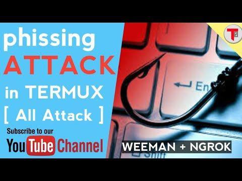 H4cking : Phishing Attack for All social | Facebook, Insta