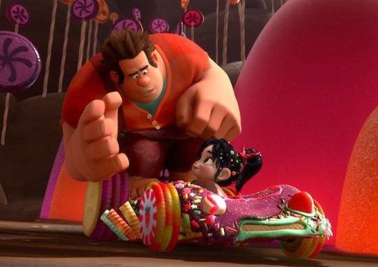 """""""I'm bad, and that's good. I will never be good, and that's not bad. There's no one I'd rather be than me."""" (Wreck-It Ralph)"""