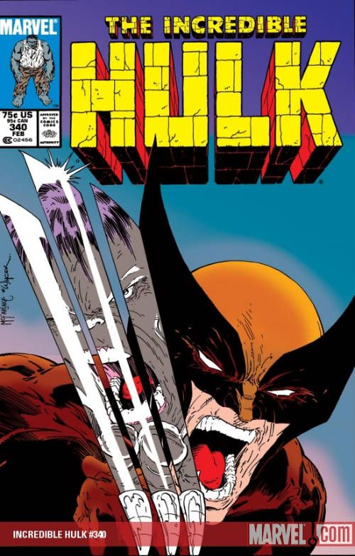 Las 70 mejores portadas en la historia de Marvel