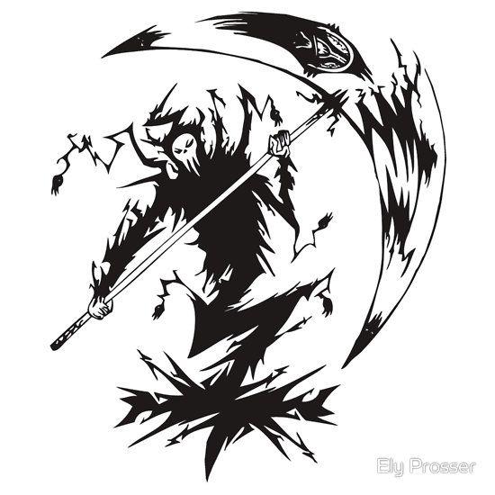 Soul Eater - Shinigami