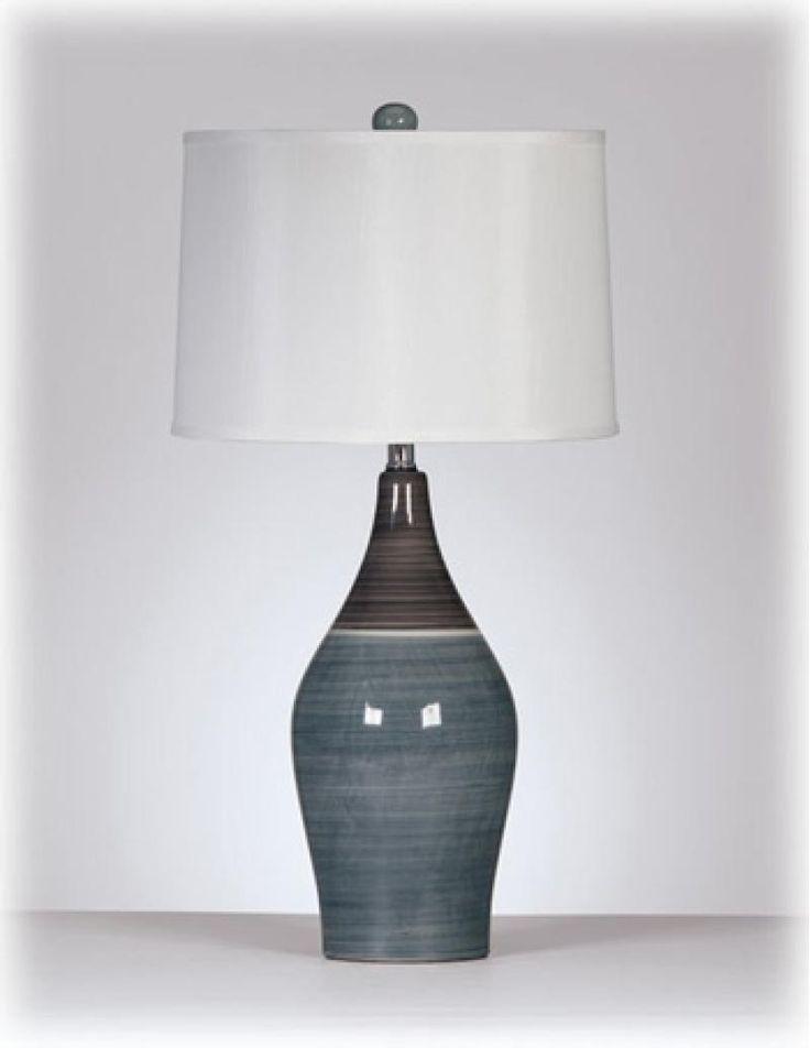 L123884T by Ashley Furniture in Winnipeg, MB - Ceramic Table Lamp