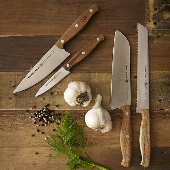 Gorgeous knives - Schmidt Brothers Cutlery