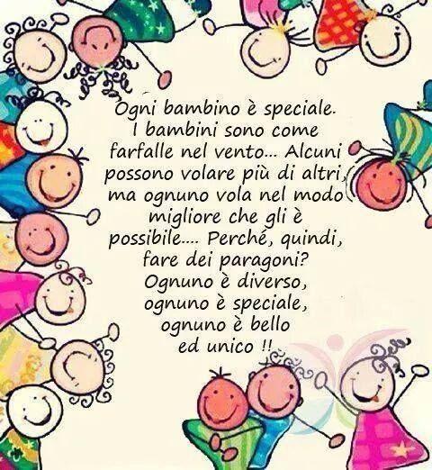 Ogni bambino è speciale!