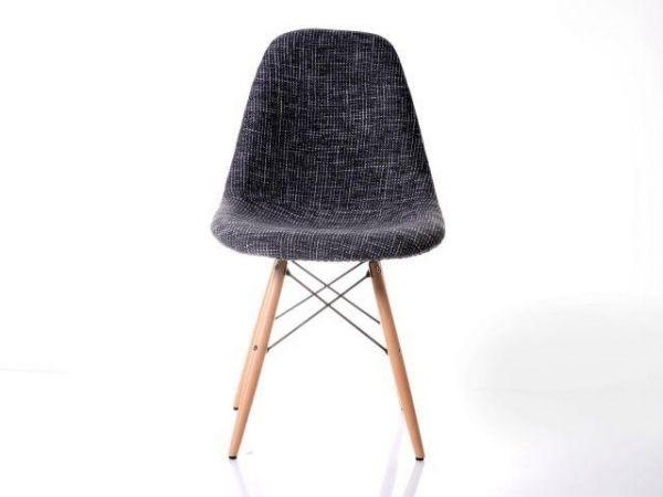Krzesło tapicerowane Hippo