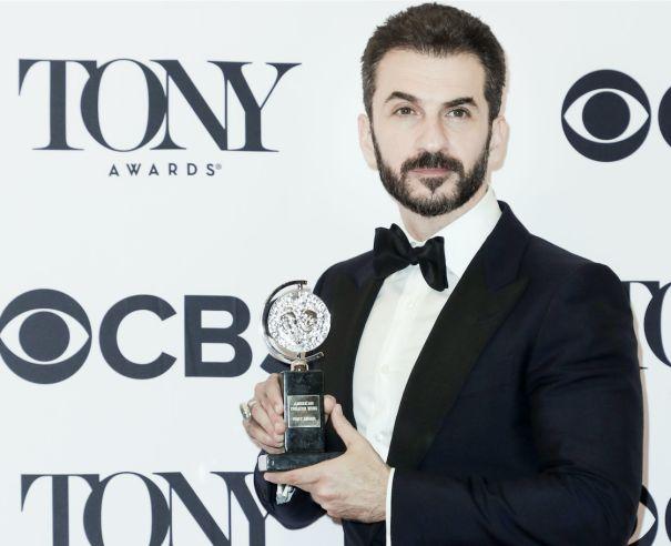 'Oslo' Tony Winner Michael Aronov Joins Cast Of Eichmann Film 'Operation Finale'