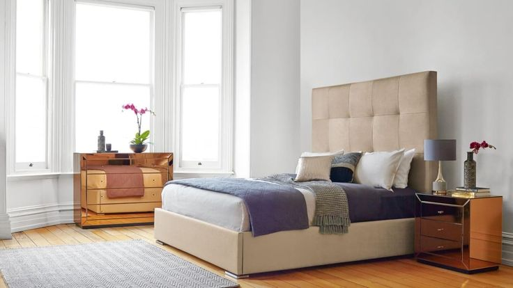 Home :: Bedroom :: Beds :: Bed Frames :: Luxe Bed Frame