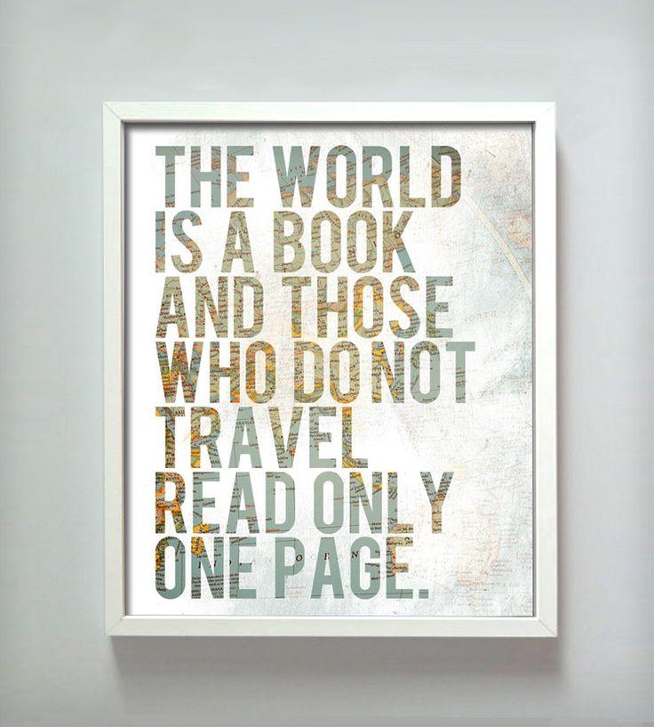 Travel Print