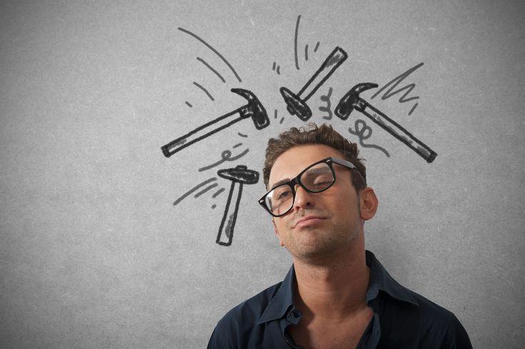 10 خطوات للتغلب علي آلام الرأس  الصداع