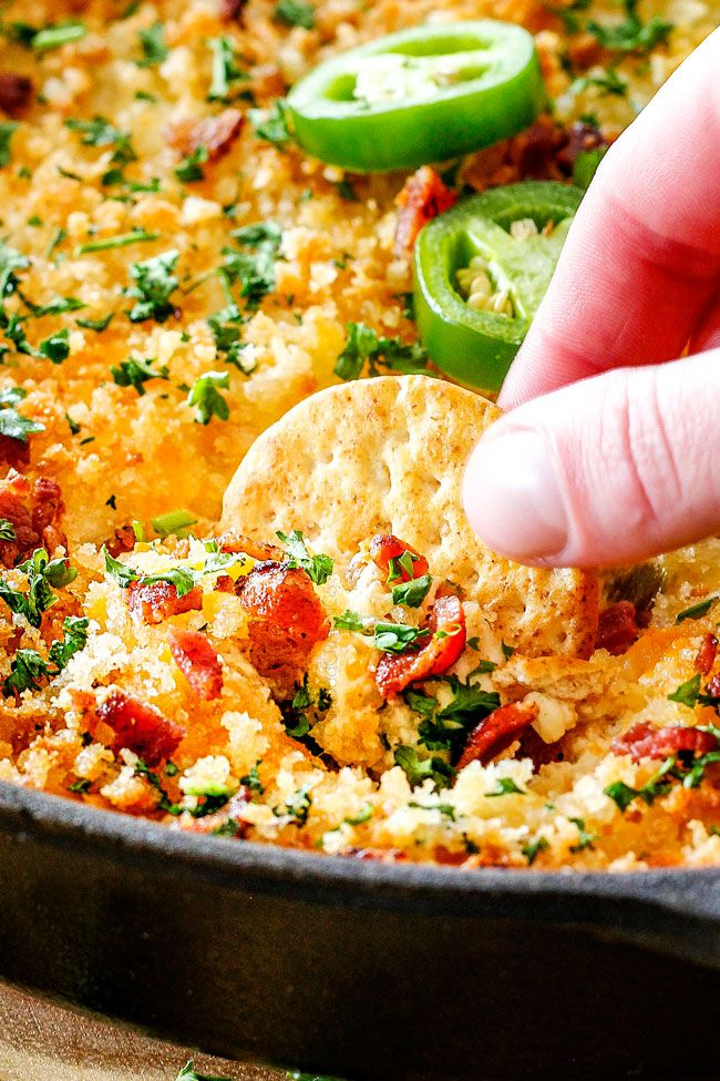 This Quick And Easy Jalapeno Popper Dip With Sour Cream Tastes Like Your Favorite Appetizer In Easy Warm Jalapeno Popper Dip Warm Appetizers Indian Appetizers