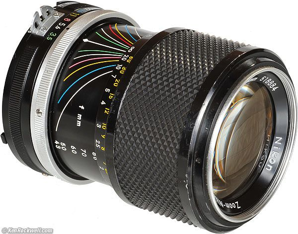 Ken Rockwell: Nikon's 10 Worst Lenses (actually 6, so he gives Nikon room to mess up in the future LOL)