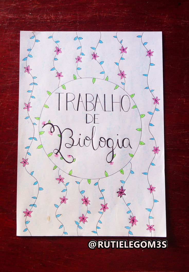 Capa para trabalho escolar   Capa para Bullet Journal   Espanhol