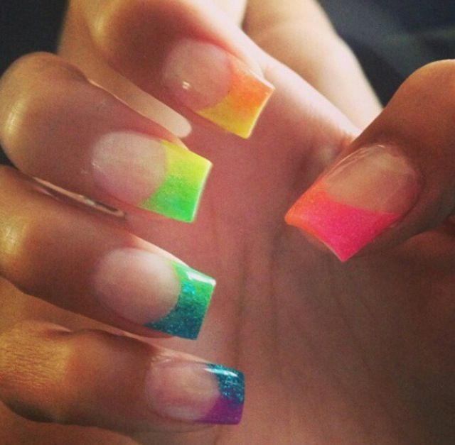 148 best Acrylic Magic images on Pinterest | Holiday nails, Nail ...