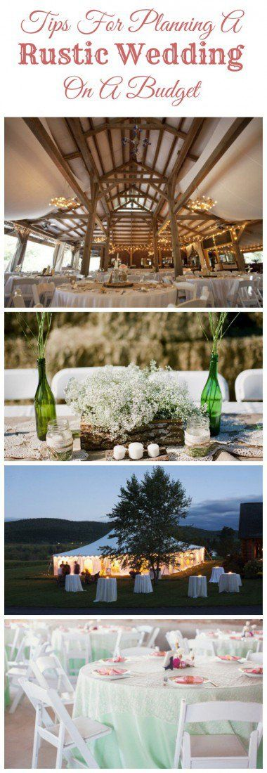 Planning a wedding is a big job especially when you are planning your dream rustic wedding on a budget. To help you collect some ideas of where you can save and yet still havethe day with your dreams we created these rustic wedding budget tips. We have seen some brides create beautiful weddings on a …