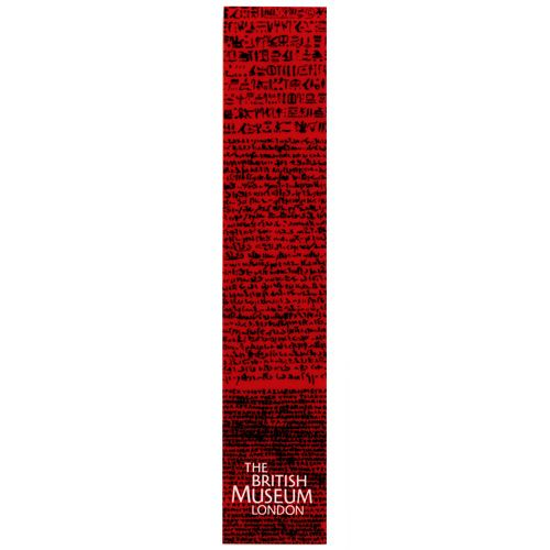 Rosetta Stone bookmark (British Museum exclusive) at British Museum shop online