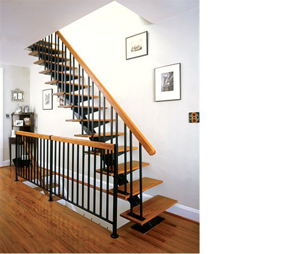 Top 70 Best Stair Railing Ideas: 24 Best Open Railing Designs Images On Pinterest