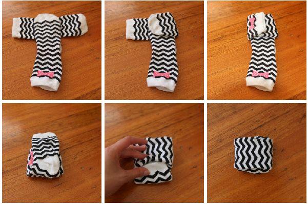 die besten 25 folding socks ideen auf pinterest kleidung falten sockenaufbewahrung und hosen. Black Bedroom Furniture Sets. Home Design Ideas