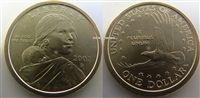 2002-D Uncirculated Sacagawea Dollar