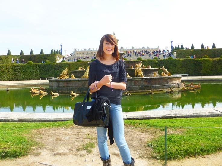 Me at Château de Versailles