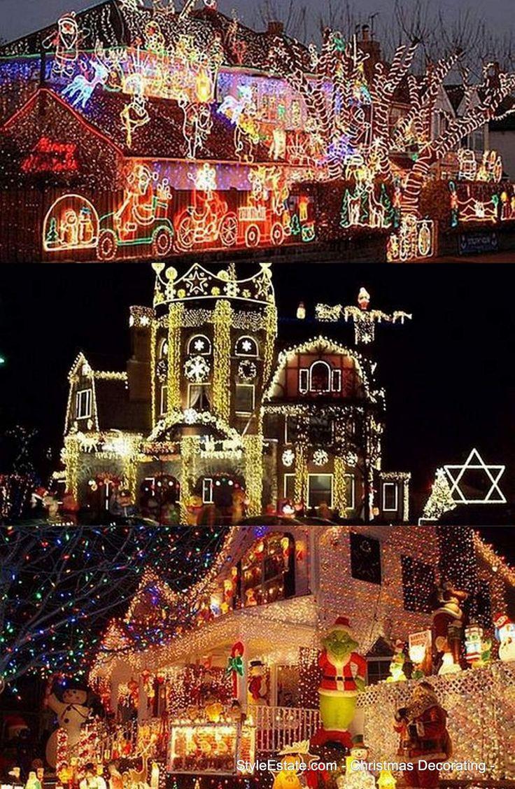 Best 25+ Exterior christmas lights ideas on Pinterest   Outdoor ...