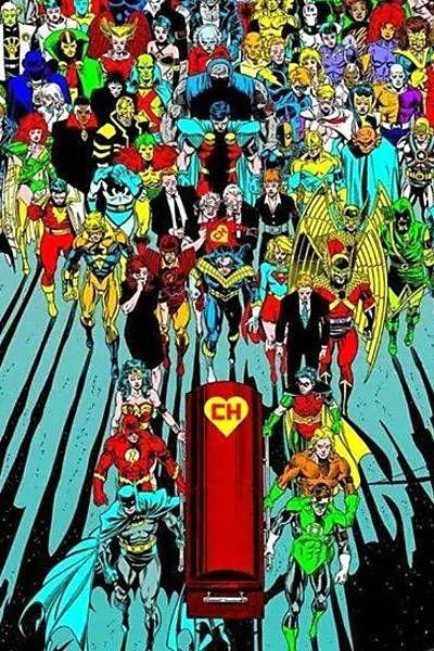 F5 - você viu? - Super-heróis da DC Comics carregam caixão de Chapolin em homenagem nas redes sociais; veja - 29/11/2014