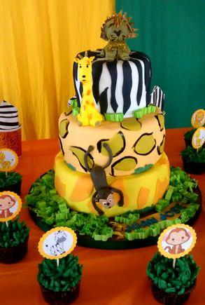 Torta Zafari