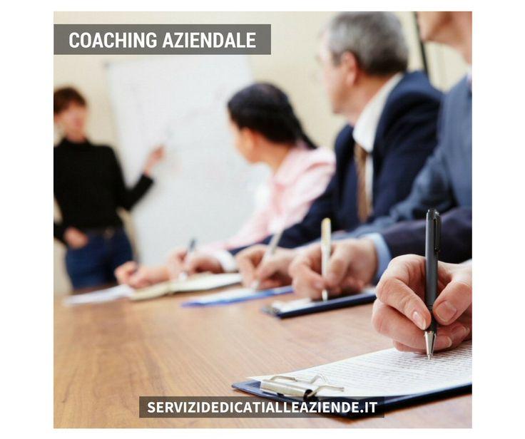 FORMARE le persone mentre sono in azienda. Il Coaching come strumento di formazione professionale.