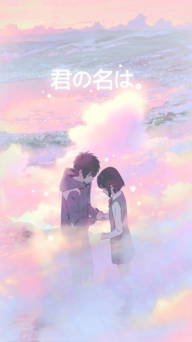 Anime Kimi No Na Wa Your Name Wallpaper Lockscreen Hd Fondo De Pantalla Anime Fond Fondo De Anime Fondo De Pantalla De Anime Fondos De Pantalla Escritorio