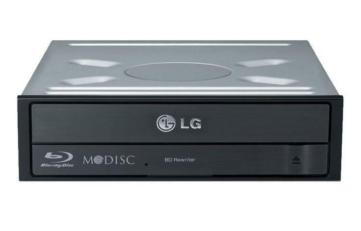 LG Electronics BH16NS40 schwarz, SATA, Blu-Ray, Brenner, Writer, retail