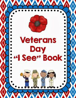 LMN Tree: Veterans Day Free Resources and Activities-Free Mini Book