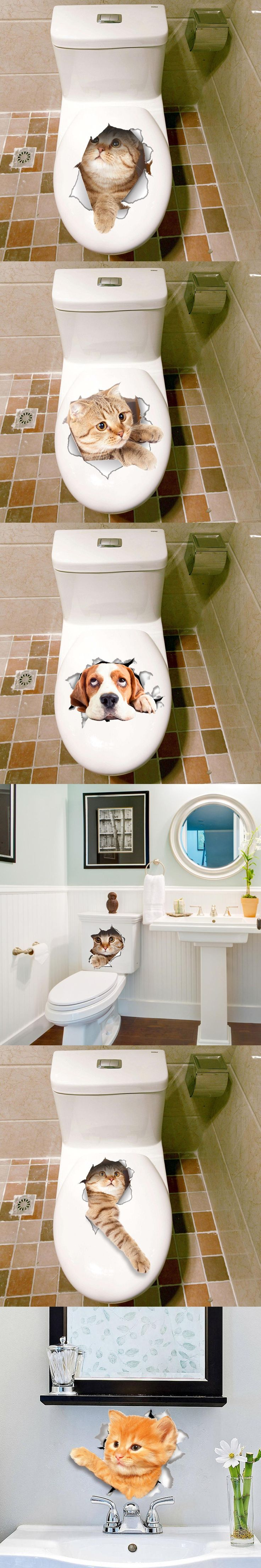 The 25 best Wall stickers for bathroom ideas on Pinterest