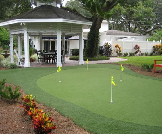 If you like golf, check out these 28 outdoor and indoor putting greens and mats. We feature custom and pre-built artificial putting greens. See the pictures here. ** Details can be found by clicking on the image.
