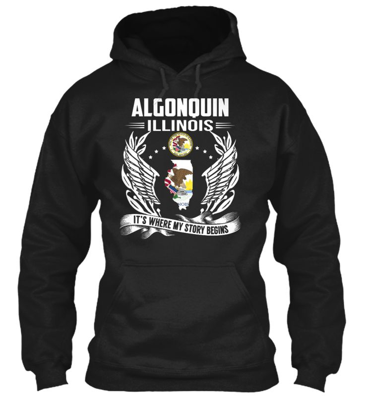 Algonquin, Illinois - My Story Begins