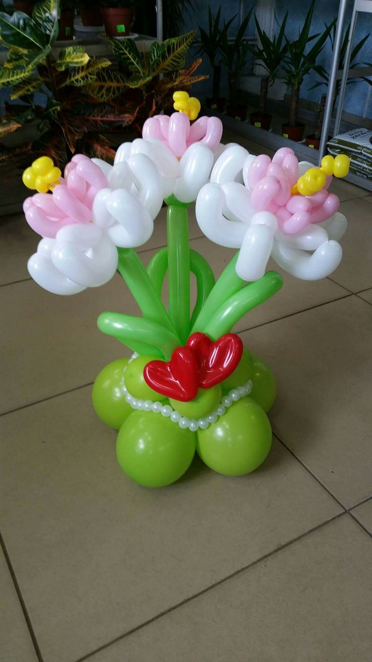 4644 best decoraciones con globos images on pinterest - Lozano decoraciones ...