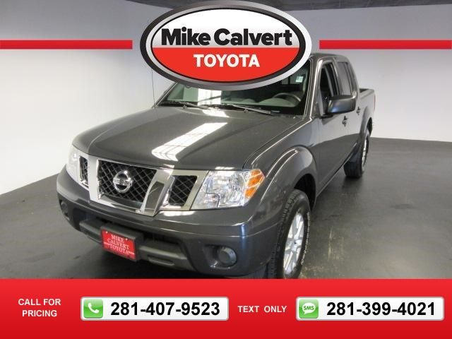 2014 Nissan Frontier SV 23k miles $25,980 23646 miles 281-407-9523  #Nissan #Frontier #used #cars #MikeCalvertToyota #Houston #TX #tapcars