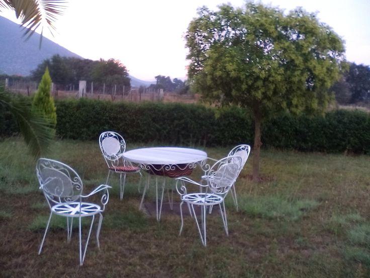 "#Garden_table# marble ""Kavalas"""